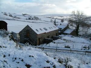 Capel Garmon, Christmas Day 2004